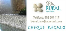 Cheque Regalo Spa Rural
